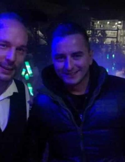 Florian Wieser Party