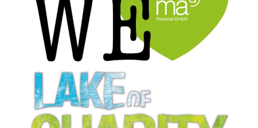 "MAG loves ""Lake of Charity"""
