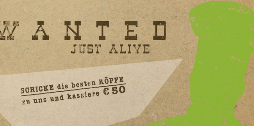 MAG Wanted – Just Alive